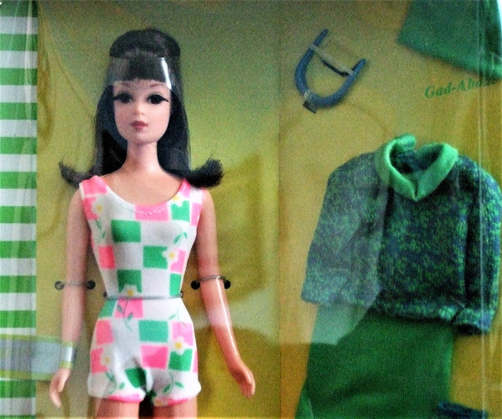 Barbie 30th Anniversary Francie Doll