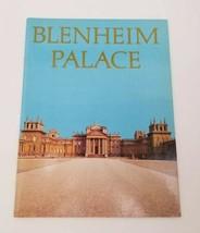 Blenheim Palace Official Souvenir Guide Book 1984 Woodstock, England UK  - $20.32