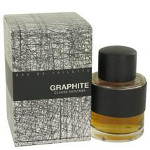 Graphite by Claude Montana Eau De Toilette  3.4 oz, Men - $34.74