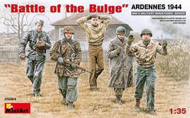 Miniart Models - 35084 - Battle of the Bulge Ardennes 1944 - 1/35 - $16.99