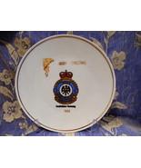 RCAF Royal Canadian Air Force 3 Wing Zweibrucken Souvenir Collector Plat... - $19.95