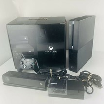 Microsoft Xbox One Day One Edition Console 500GB with Kinect - Complete in Box - $346.49