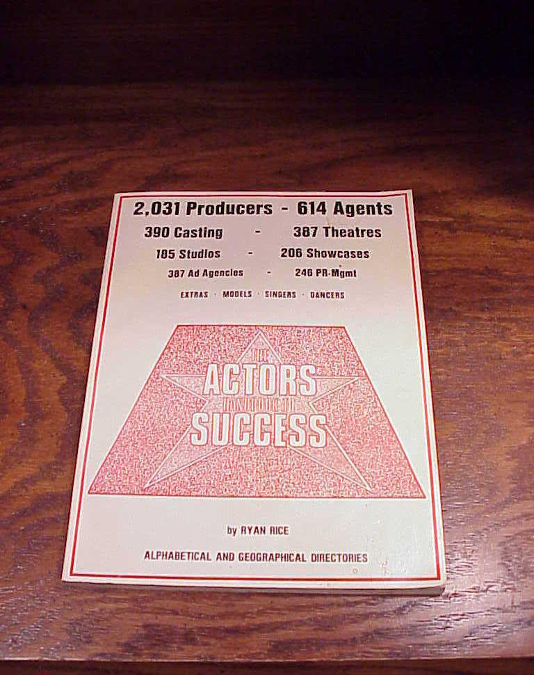 Actorshandbook  1