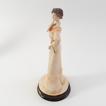 Marlo Collection by Artmark Victorian Lady Figurine with a fan in her hand image 4