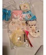 Buy4) Baby/Boys/Girls Anti Scratch Gloves1pk Assorted Socks Items Ran (1... - $6.88