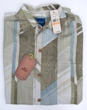 Tommy Bahama Men's Camp, Cane You Dig It, Twine, Sz Small, New w/tags - $72.00
