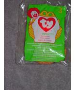 Ty Teenie Beanie Babies McDonald's # 3 Twigs The Giraffe 1998 - $19.00