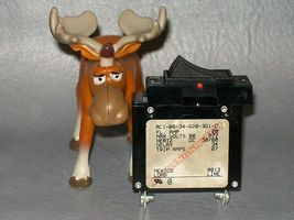 Carlingswitch 20 Amp  Breaker AC1-80-34-620-3G1-C - $0.00