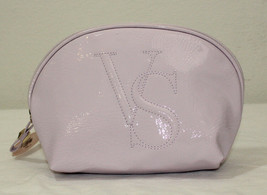 Victoria's Secret  Women's  Cosmetic Travel Case Make up Bag  Purple NWT - $24.83