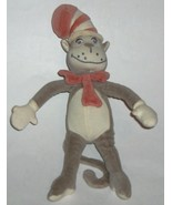"Dr. Seuss  ""Gray""  CAT IN THE HAT 12"" Plush Doll Stuffed Animal  - 2010 - $9.89"
