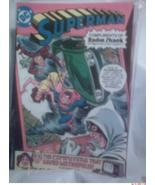 Superman Comic Book (The Computers That Saved Metropolis) - $6.95