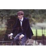 Eddie Redmayne In-person AUTHENTIC Autographed Photo COA Hawking SHA #33878 - $125.00