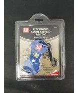 Wilson Electronic Score Keeper Bag Tag Multi-Functional Bag Tag W311 New - $13.09