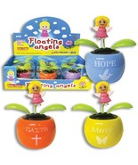 4½ INCH SOLAR-POWERED DANCING FLOATING ANGELS / 24 Pieces - $81.97
