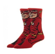 The Flash DC Comics Adult 360 Crew Socks - $12.99
