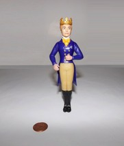 """Disney Sofia The First King Roland 5.75"""" Tall Mattel Action Figure - $8.90"""