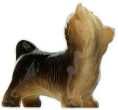 Hagen Renaker Dog Yorkshire Terrier Ceramic Figurine image 8