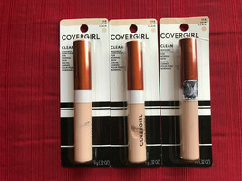 CoverGirl Clean Invisible Concealer:(1)Light Pale OR  (3) in Fair ~See Drop down - $9.00+