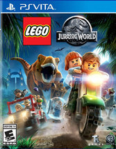 LEGO JURASSIC WORLD  - PS Vita - (Brand New) - $30.54