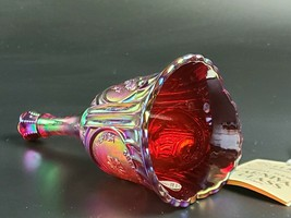 Vintage  -  - Carnival Glass - Dinner Table Bell by Fenton - $35.00