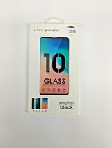 Black Tempered Glass Screen Protector Samsung S10 Plus - $6.93