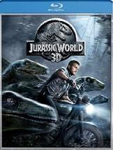 Jurassic World [3D + Blu-ray + DVD]