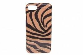 Michael Kors NWT SUNTAN iPhone 7 Snap-On Case Black, Gold Glitter, Tan - $21.73