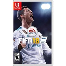 FIFA 18 (Nintendo Switch, 2017) Factory Sealed! BRAND NEW!!! - $39.59