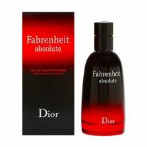 Fahrenheit Absolute by Christian Dior 3.4 oz / 100 ml Eau De Toilette sp... - $328.19