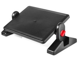 Halter F6033 Premium Ergonomic Foot Rest 163 X 118 Adjustable Angle -Black - $14.95