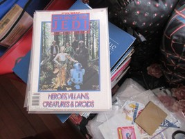 Star Wars , Return Of The Jedi  , New / Old , Mint , Heroes , Villians ,... - $49.41