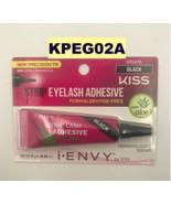 I ENVY BY KISS STRIP EYELASH ADHESIVE W/ ALOE HYPOALLERGENIC EYELASH GLU... - $2.92