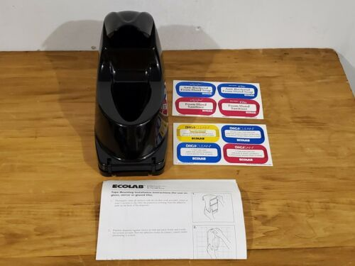 Primary image for ECOLAB DIGIFOAM DISPENSER Black Soap Dispenser MADE IN U.S.A. 92632007 12488142