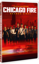 Chicago Fire Complete Series Season 8 (2020) DVD Boxset New R1 USA - $36.95