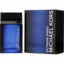 Michael Kors Extreme Speed Edt Spray 4.1 Oz For Men - $78.33