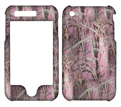Pink SawHay Camo Apple iphone 3G 3GS Case Cover Hard Phone Case Snap-on ... - $7.91
