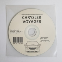 Chrysler Voyager 2001 2002 2003 2004 2005 2006 2007 Service & Repair Manual - $9.95