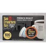 San Francisco Bay single serve French Roast, 100 ct - $43.27