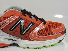 New Balance Men's Shoes M770CT3 Athletic Running Sneakers Red Black Mesh image 6