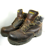 Carolina Boot Bruno Lo Comp Non-Metallic Safety Toe Work Shoes Size 14D ... - $64.30