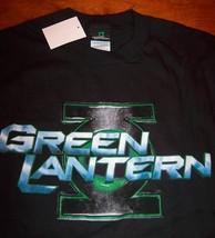 Green Lantern Dc Comics T-Shirt Large Justice League New w/ Tag - $19.80