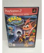 Playstaion 2 Greatest Hits: Crash Bandicoot: The Wrath of Cortex - CIB - $13.78