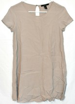 Forever 21 Women's Stone Gray Textured T-Shirt Dress Size S