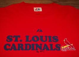 St. Louis Cardinals Mlb Baseball T-Shirt Large New w/ Tag - $19.80