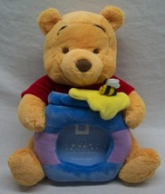 "Disney Baby SOFT WINNIE THE POOH BEAR 8"" Plush Stuffed Animal WITH PICTU... - $19.80"