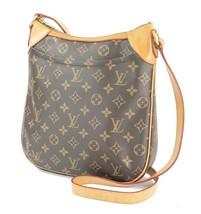 Authentic LOUIS VUITTON Odeon PM Monogram Shoulder Tote Bag Purse #32145 image 1