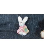 Boyd's Bears Bearwear Bunny with Sweater - $7.21