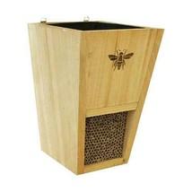 Heavy Duty Cedar Mason Bee House Planter - $43.63