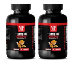 antioxidant tea - TURMERIC CURCUMIN 1000MG 2B - turmeric health benefits - $46.74