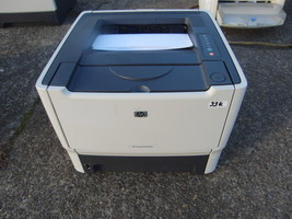 HP LaserJet P2015dn Workgroup Laser Printer + toner/cords/install CD - $70.00